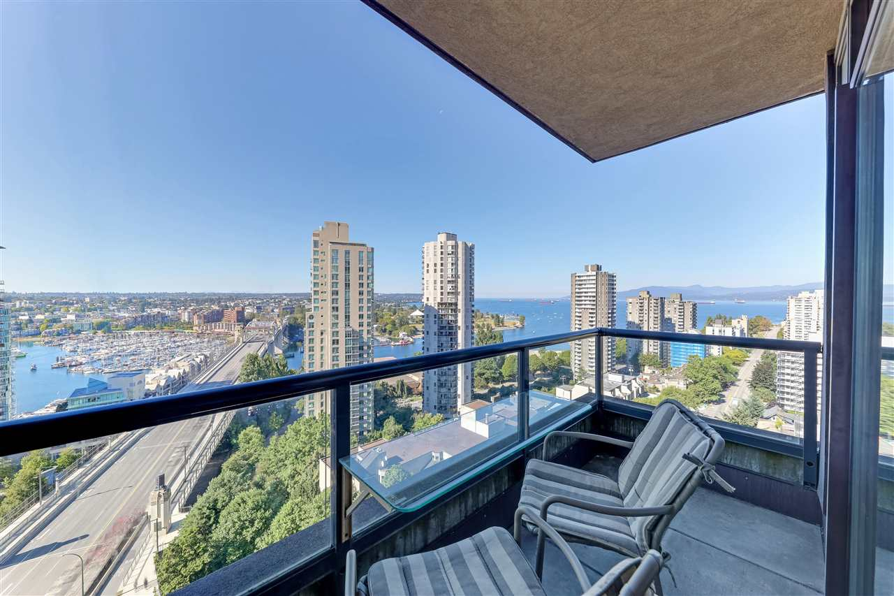 1903 1003 PACIFIC STREET - West End VW Apartment/Condo for sale, 2 Bedrooms (R2526969) - #13