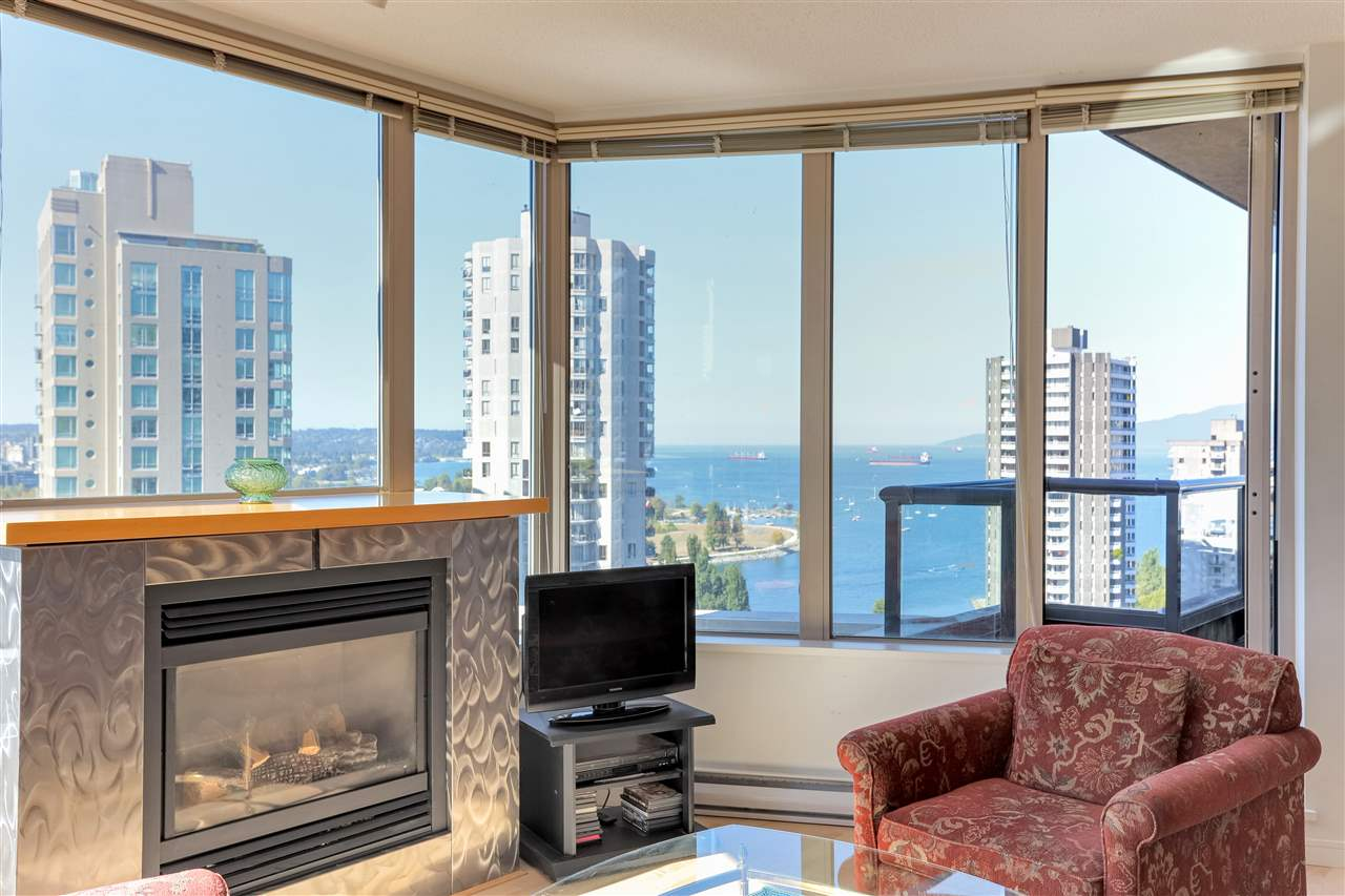 1903 1003 PACIFIC STREET - West End VW Apartment/Condo for sale, 2 Bedrooms (R2526969) - #2