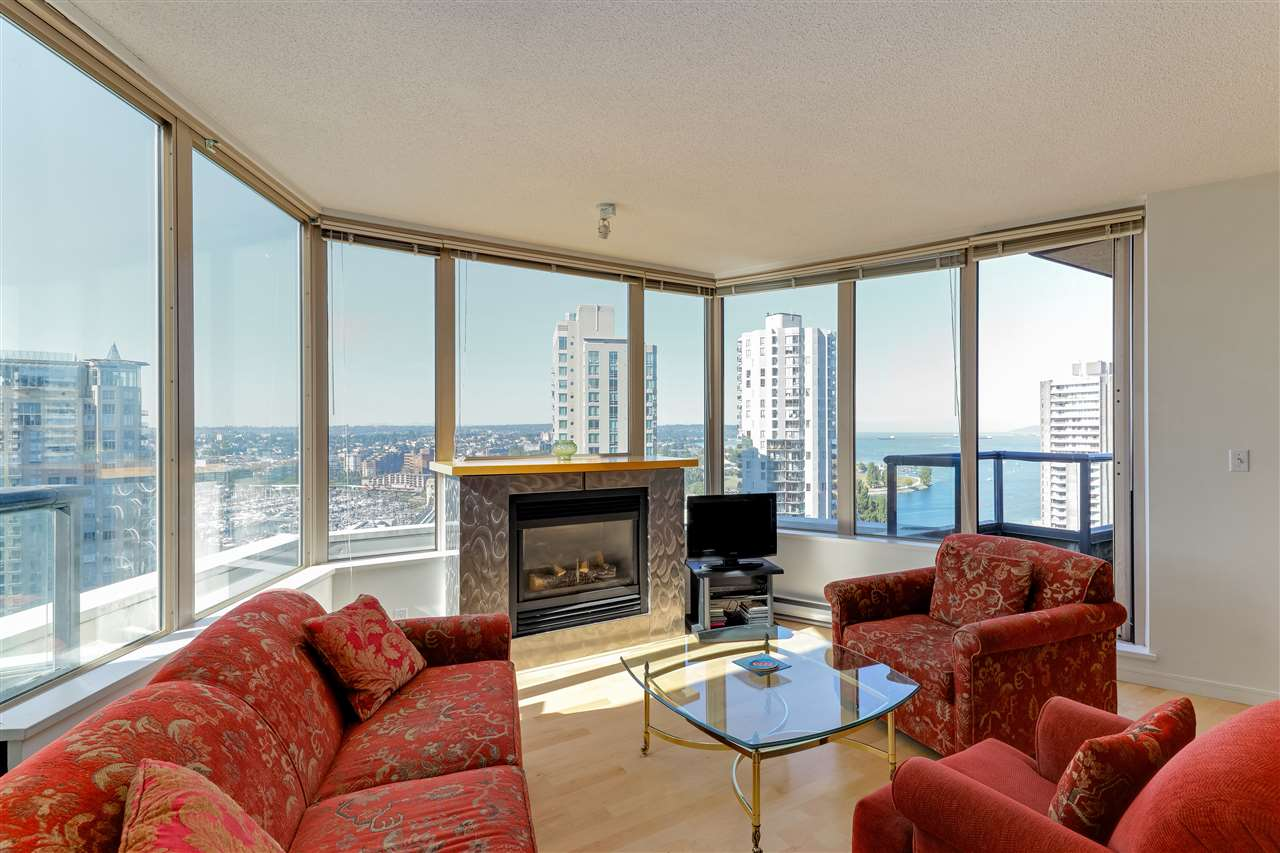 1903 1003 PACIFIC STREET - West End VW Apartment/Condo for sale, 2 Bedrooms (R2526969) - #3