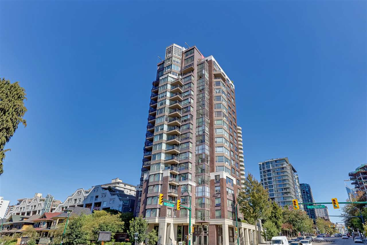 1903 1003 PACIFIC STREET - West End VW Apartment/Condo for sale, 2 Bedrooms (R2526969) - #4