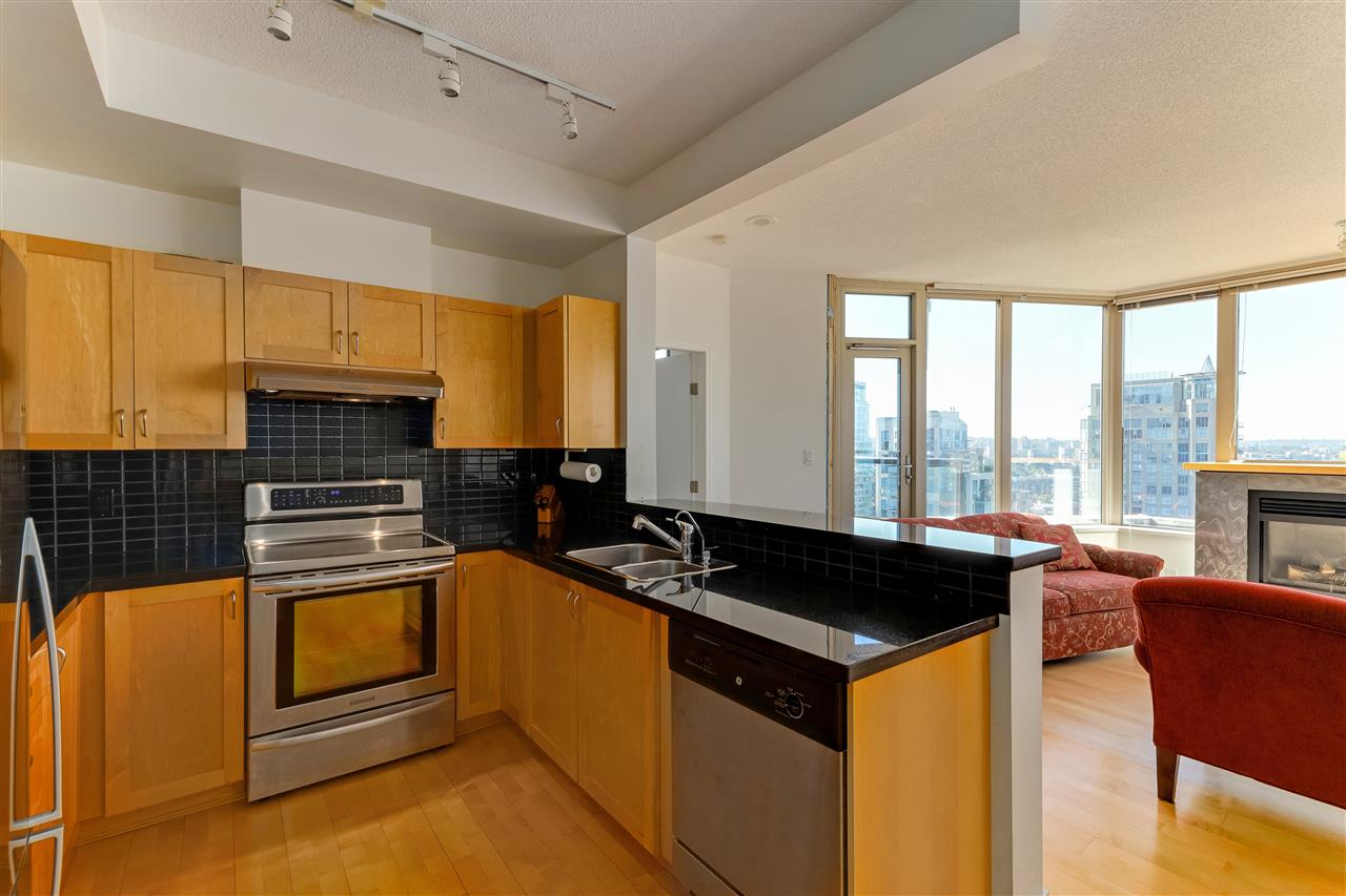 1903 1003 PACIFIC STREET - West End VW Apartment/Condo for sale, 2 Bedrooms (R2526969) - #5