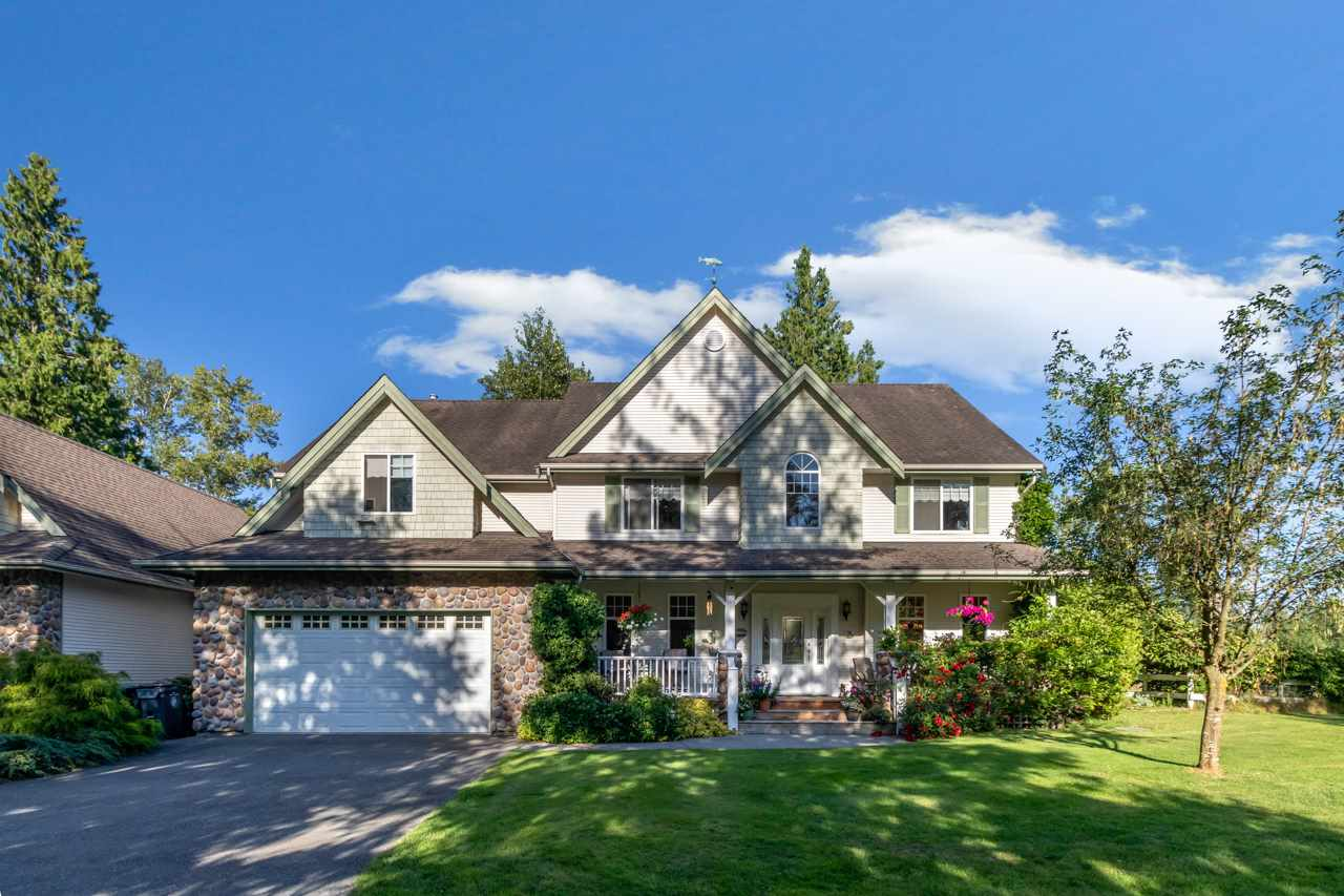 2552 207 STREET - Brookswood Langley House with Acreage for sale, 6 Bedrooms (R2527015) - #2