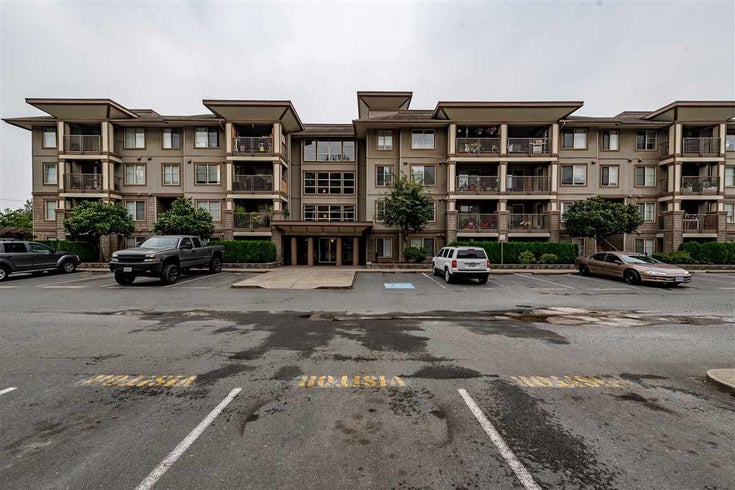 205 45561 YALE ROAD - Chilliwack W Young-Well Apartment/Condo for sale, 1 Bedroom (R2527040)
