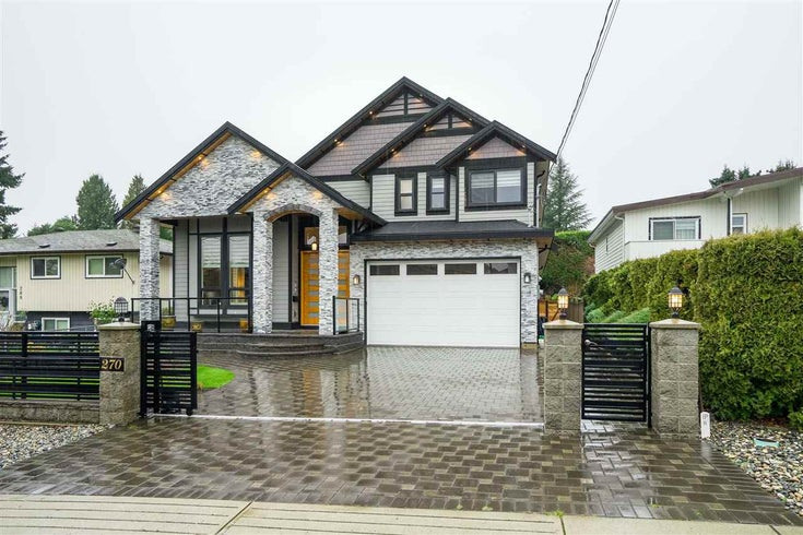 270 MUNDY STREET - Central Coquitlam House/Single Family for sale, 8 Bedrooms (R2527056)