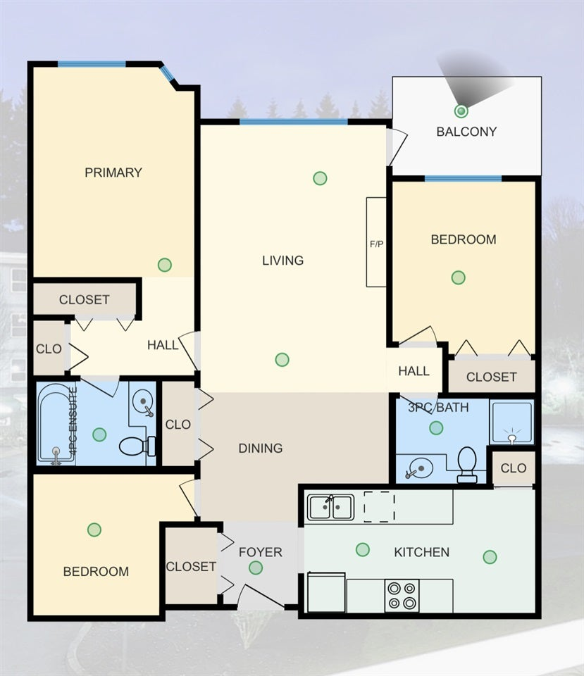 205 8976 208 STREET - Walnut Grove Apartment/Condo for sale, 2 Bedrooms (R2527103) - #24