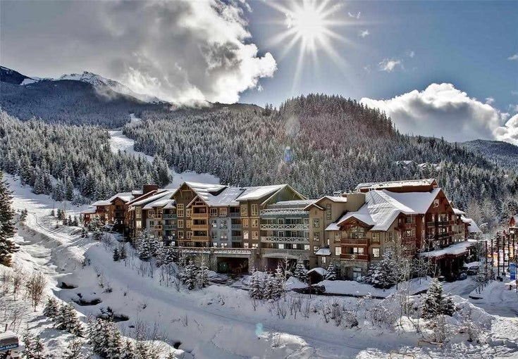 418A 2036 LONDON LANE - Whistler Creek Apartment/Condo for sale, 1 Bedroom (R2527117)