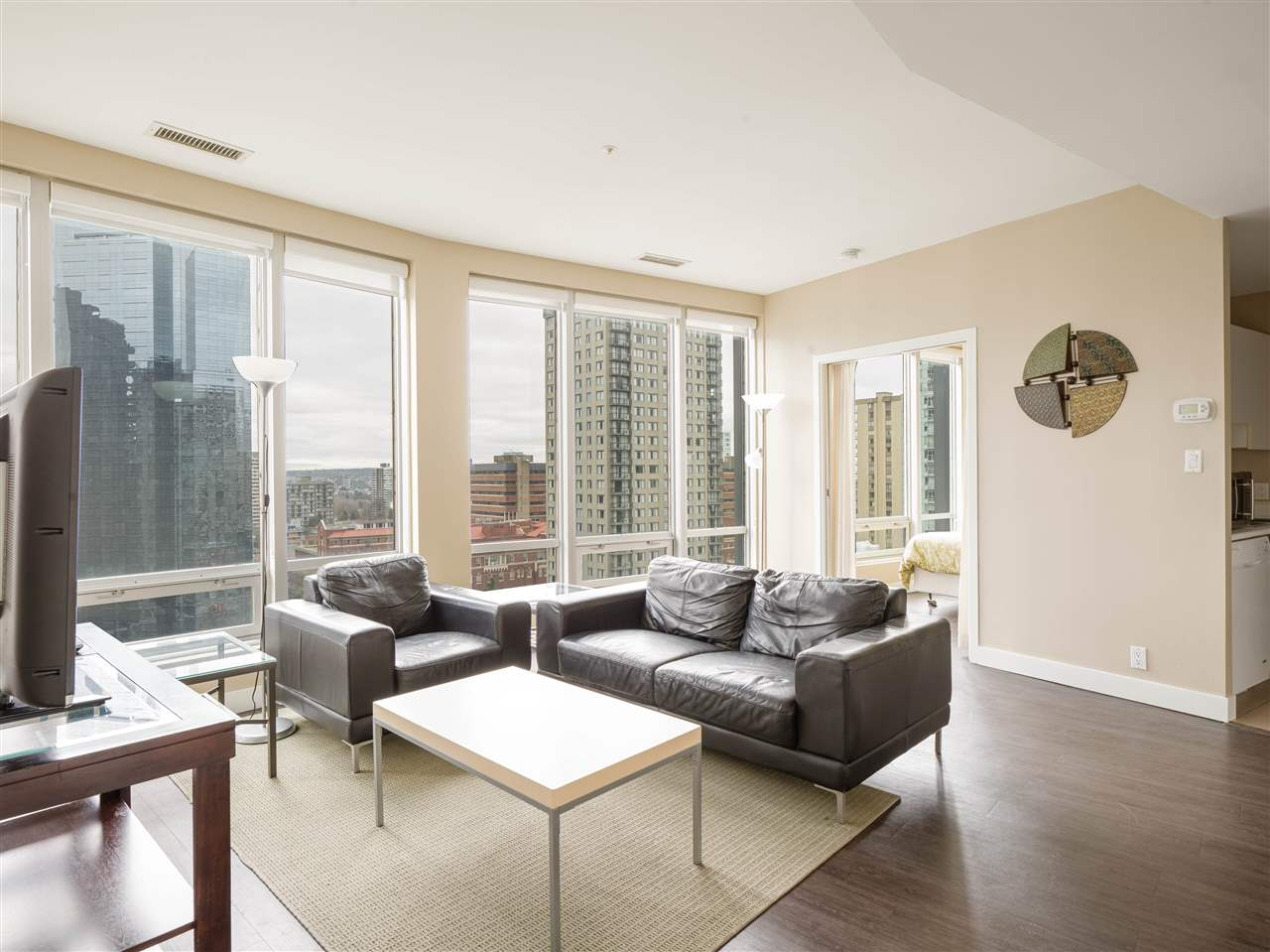 1204 989 NELSON STREET - Downtown VW Apartment/Condo for sale, 2 Bedrooms (R2527127) - #2