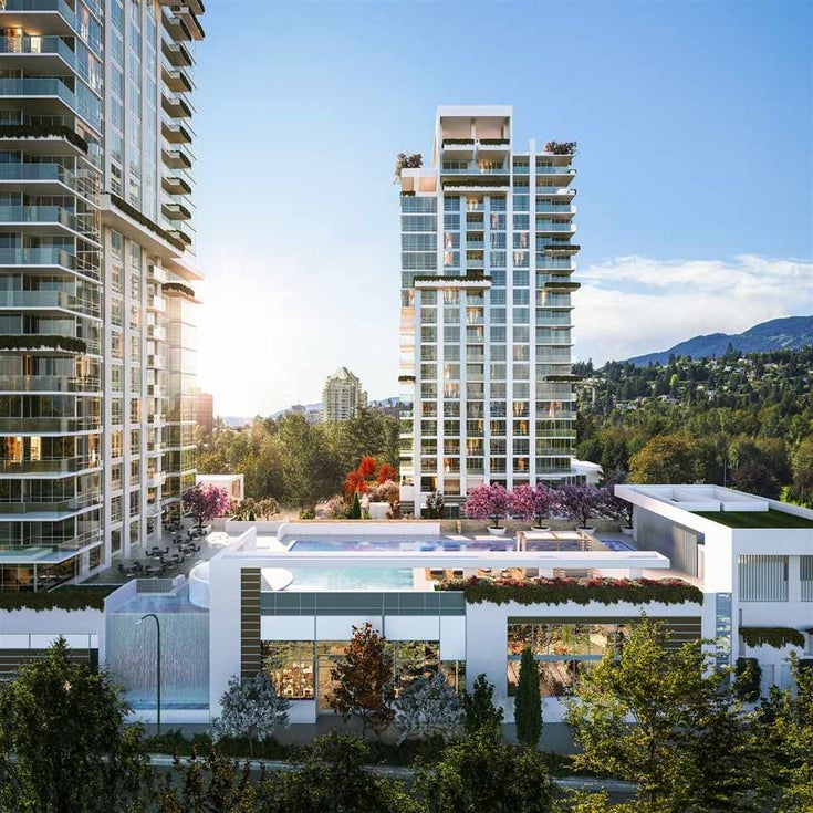 1402 1633 CAPILANO ROAD - Pemberton Heights Apartment/Condo for sale, 2 Bedrooms (R2527150)