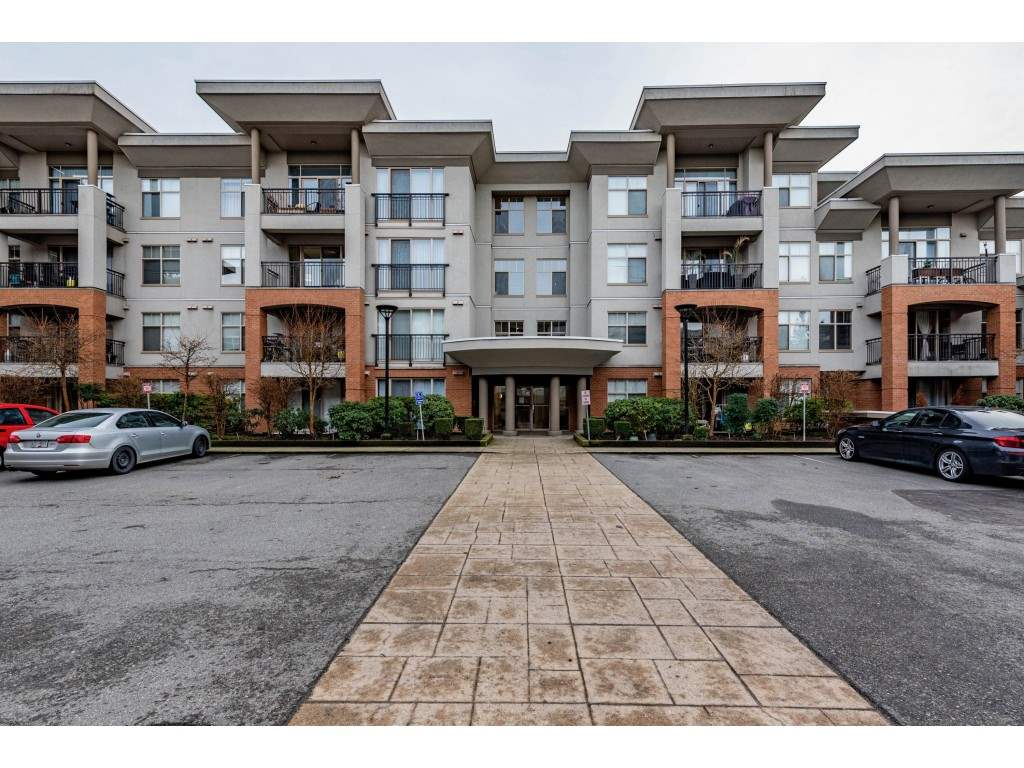 406 33545 RAINBOW AVENUE - Central Abbotsford Apartment/Condo for sale, 1 Bedroom (R2527178) - #1