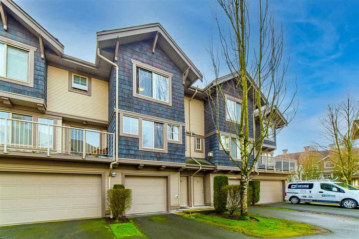 15 20761 DUNCAN WAY - Langley City Townhouse for sale, 3 Bedrooms (R2527187)
