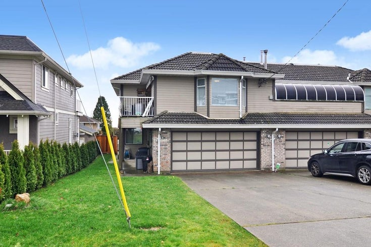 15374 SEMIAHMOO AVENUE - White Rock 1/2 Duplex for sale, 3 Bedrooms (R2527208)