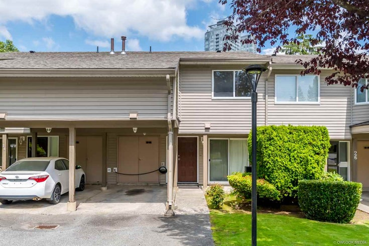 25 13338 102A AVENUE - Whalley Townhouse for sale, 4 Bedrooms (R2527214)