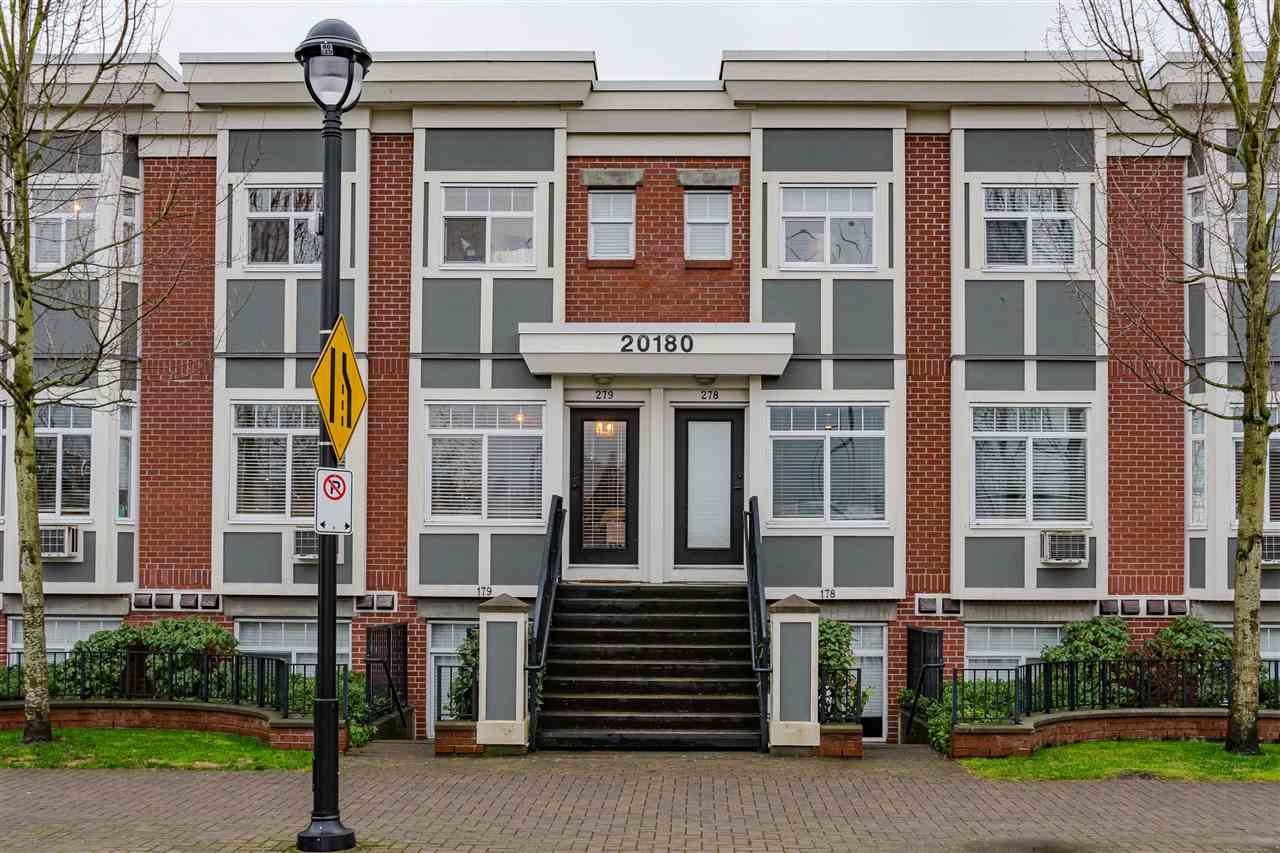 279 20180 FRASER HIGHWAY - Langley City Apartment/Condo for sale, 1 Bedroom (R2527250) - #20