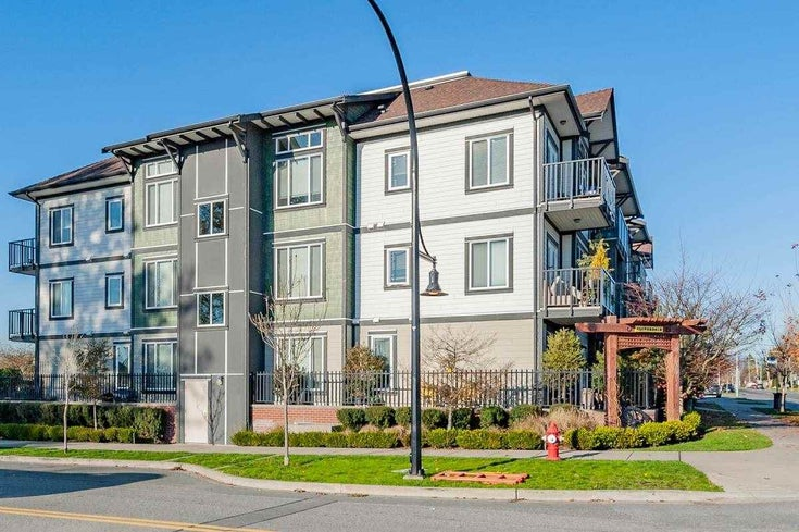 101 5665 177B STREET - Cloverdale BC Apartment/Condo for sale, 2 Bedrooms (R2527330)