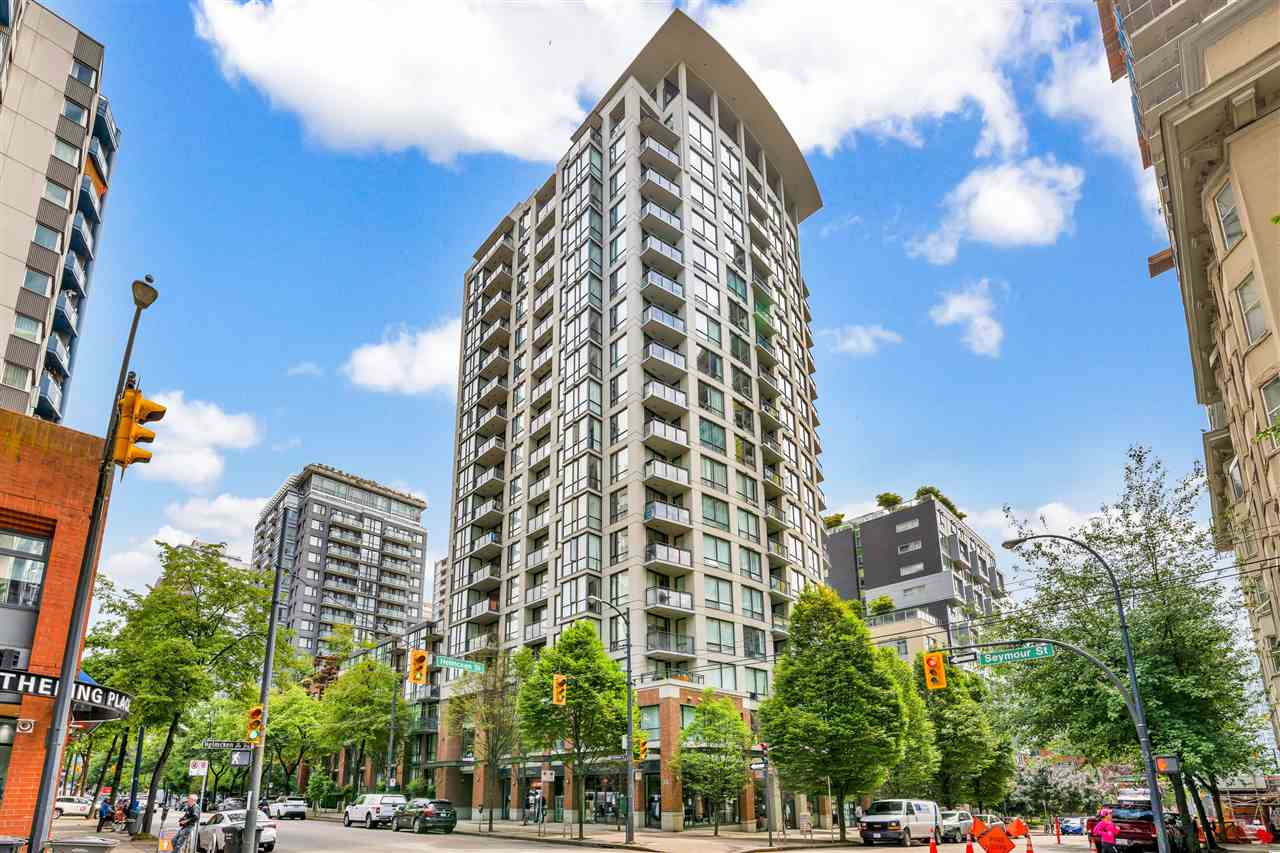 1805 1082 SEYMOUR STREET - Downtown VW Apartment/Condo for sale, 1 Bedroom (R2527348) - #1