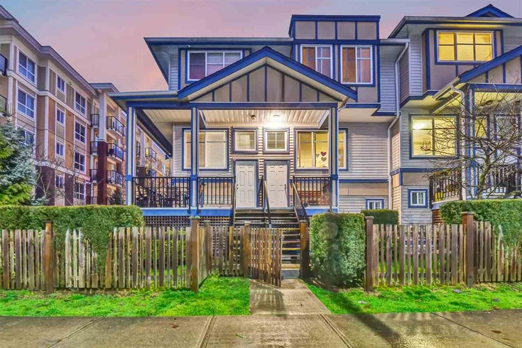55 13899 LAUREL DRIVE - Whalley Townhouse for sale, 3 Bedrooms (R2527364)