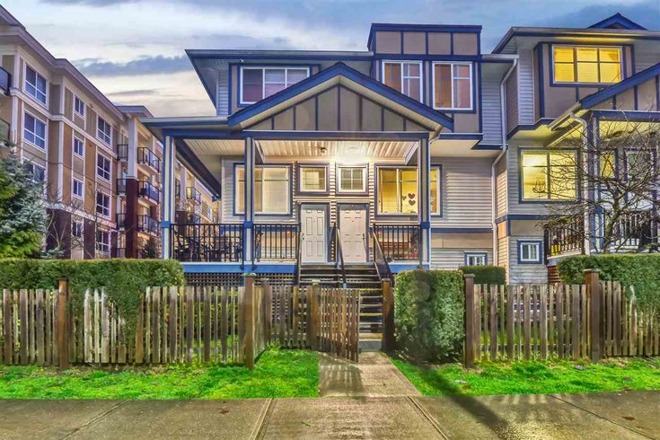 #54 13899 LAUREL DRIVE DRIVE - Whalley Townhouse for sale, 3 Bedrooms (R2527365)
