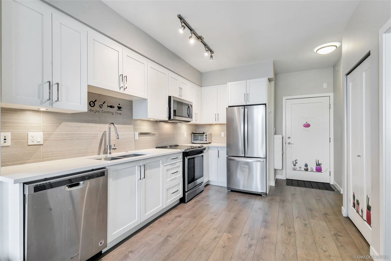 E411 20211 66 AVENUE - Willoughby Heights Apartment/Condo for sale, 1 Bedroom (R2527367) - #11