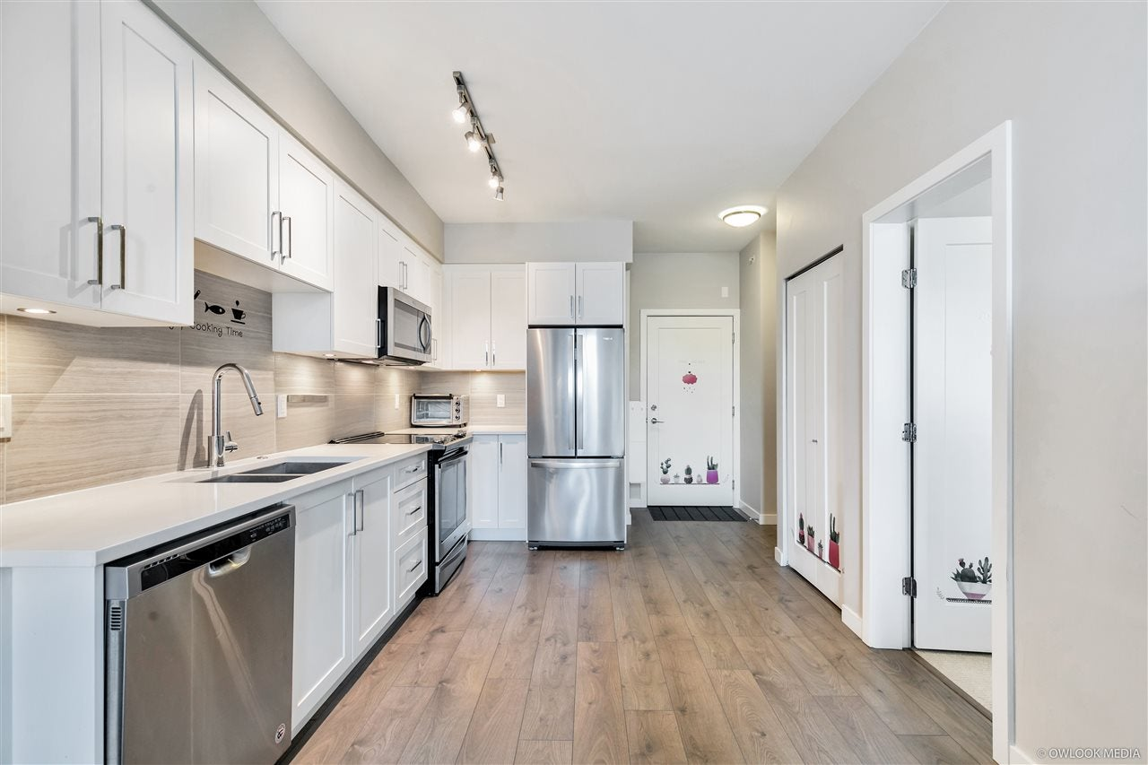 E411 20211 66 AVENUE - Willoughby Heights Apartment/Condo for sale, 1 Bedroom (R2527367) - #12