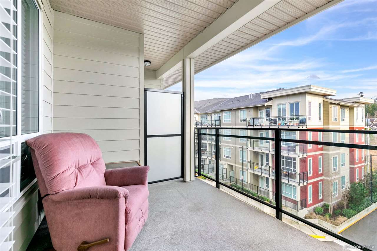 E411 20211 66 AVENUE - Willoughby Heights Apartment/Condo for sale, 1 Bedroom (R2527367) - #17