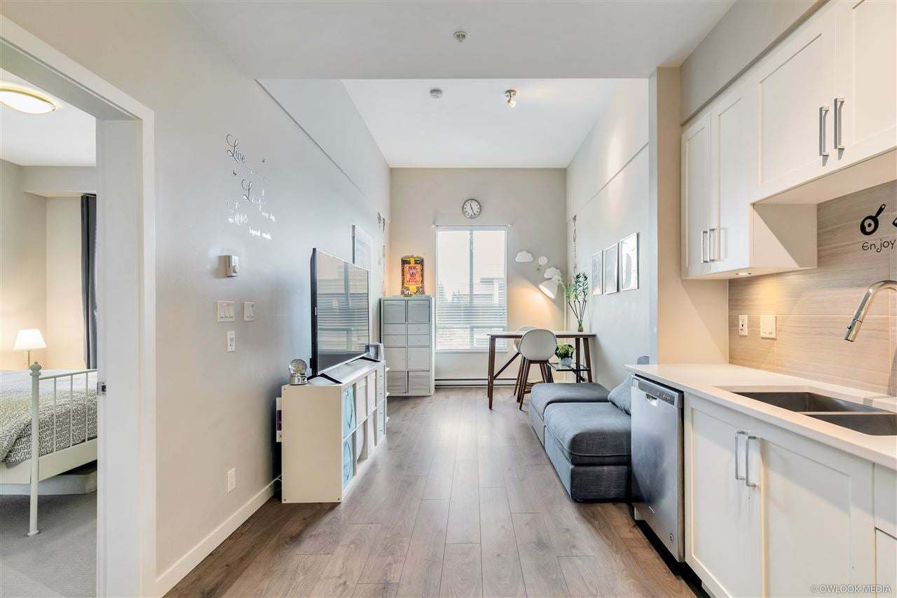 E411 20211 66 AVENUE - Willoughby Heights Apartment/Condo for sale, 1 Bedroom (R2527367) - #3