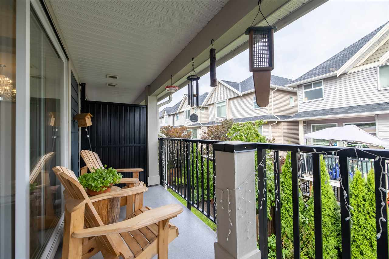 11 21017 76 AVENUE - Willoughby Heights Townhouse for sale, 3 Bedrooms (R2527368) - #12