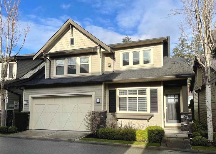 34 15885 26 AVENUE - Grandview Surrey Townhouse for sale, 4 Bedrooms (R2527383)
