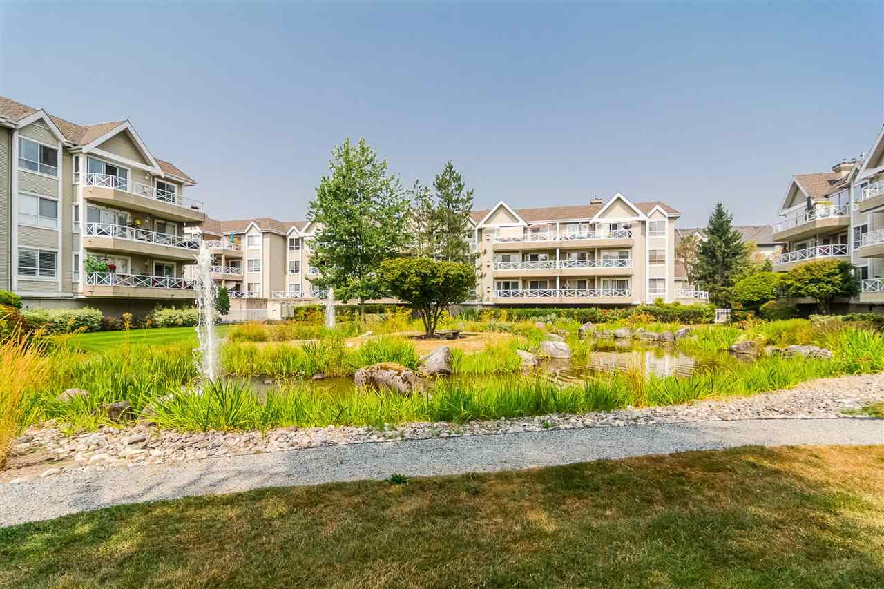 202 20217 MICHAUD CRESCENT - Langley City Apartment/Condo for sale, 2 Bedrooms (R2527395) - #22