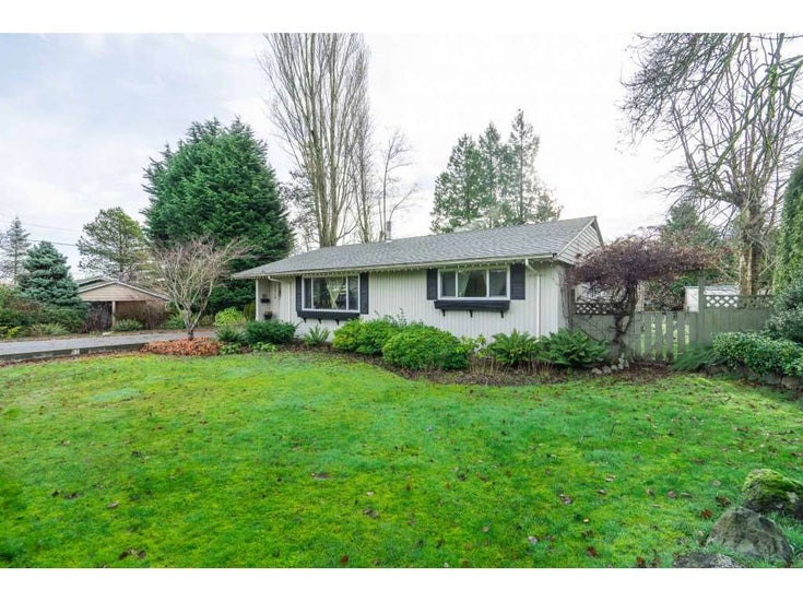 15916 RUSSELL AVENUE - White Rock House/Single Family for sale, 3 Bedrooms (R2527400)