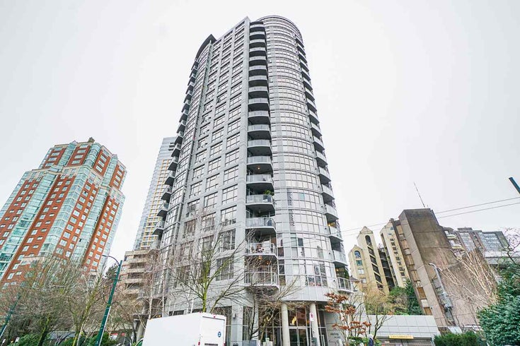 801 1050 SMITHE STREET - West End VW Apartment/Condo for sale, 2 Bedrooms (R2527414)