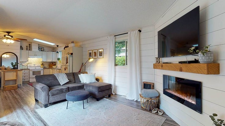 5611 WAKEFIELD ROAD - Sechelt District Manufactured for sale, 3 Bedrooms (R2527420)