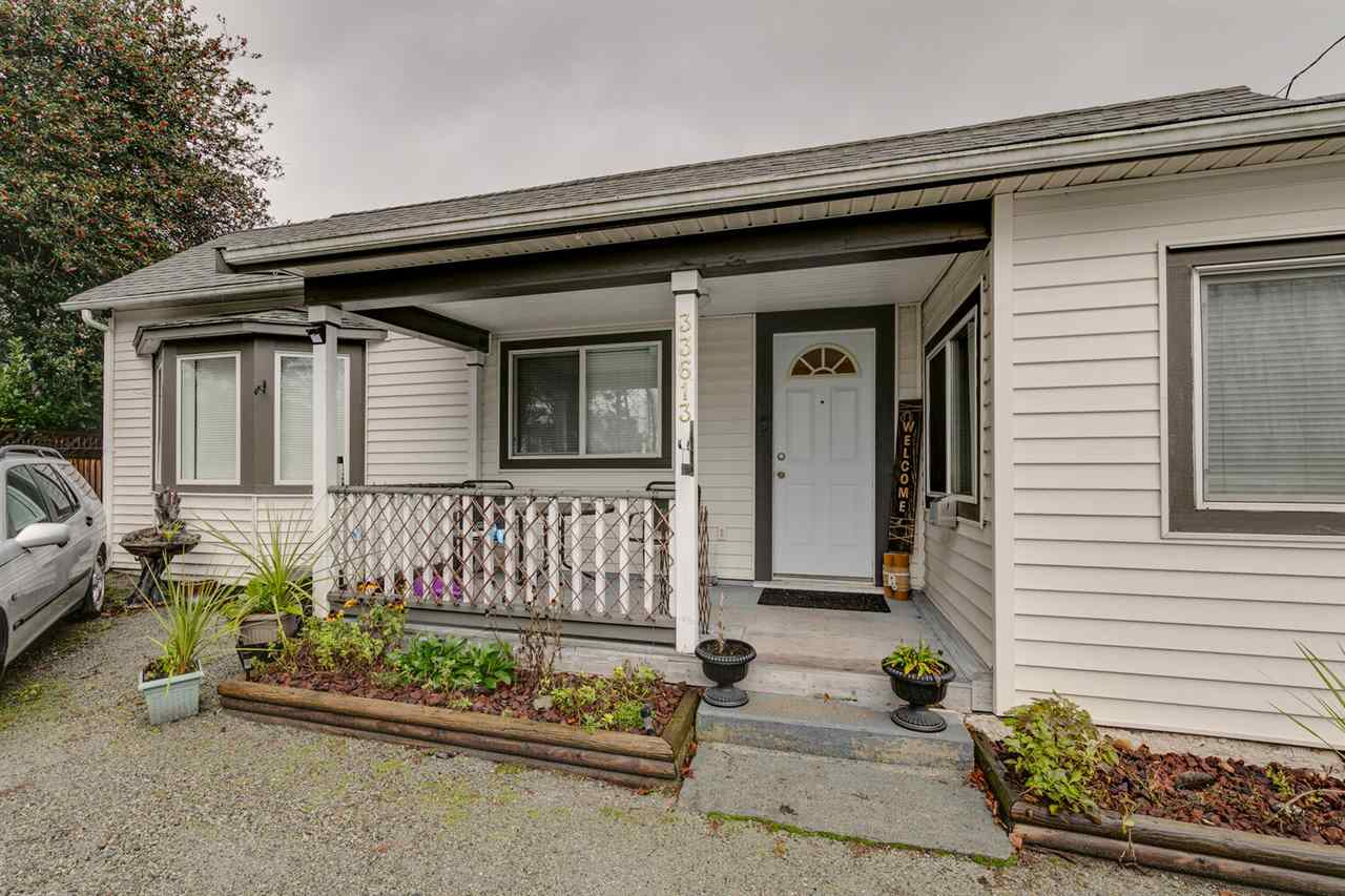 33613 1ST AVENUE - Mission BC House/Single Family for sale, 2 Bedrooms (R2527431) - #1