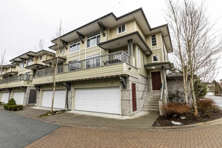 47 40632 GOVERNMENT ROAD - Brackendale Townhouse for sale, 3 Bedrooms (R2527439)