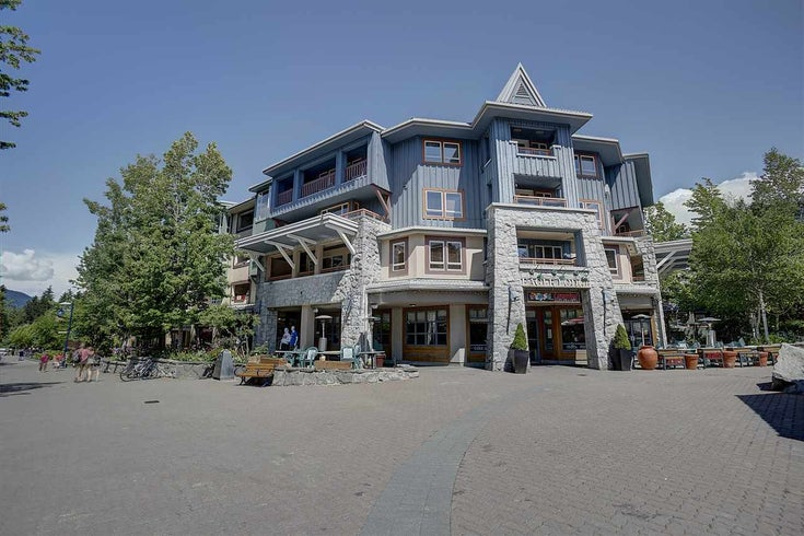 327 4314 MAIN STREET - Whistler Village Apartment/Condo for sale, 1 Bedroom (R2527469)