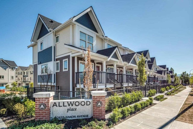 105 32633 SIMON AVENUE - Abbotsford West Townhouse for sale, 3 Bedrooms (R2527474)
