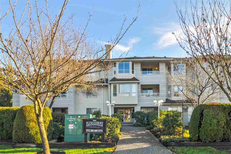 309 6440 197 STREET - Willoughby Heights Apartment/Condo for sale, 2 Bedrooms (R2527489)