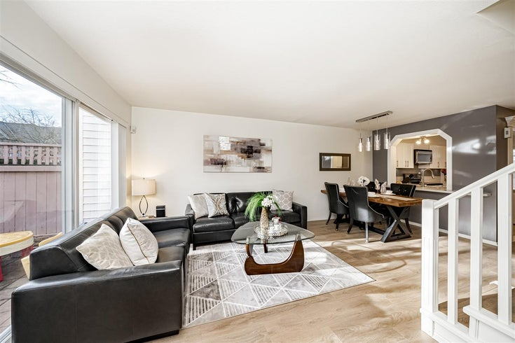16 6670 RUMBLE STREET - South Slope Townhouse for sale, 2 Bedrooms (R2527494)