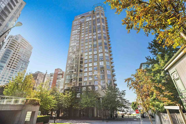 501 1000 BEACH AVENUE - Yaletown Apartment/Condo for sale, 2 Bedrooms (R2527501)