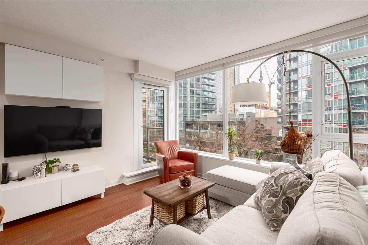 603 821 CAMBIE STREET - Downtown VW Apartment/Condo for sale, 1 Bedroom (R2527535) - #10