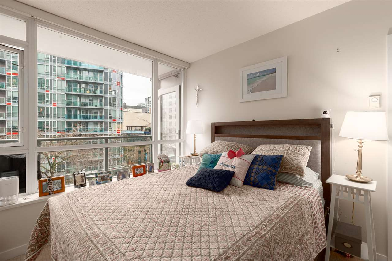 603 821 CAMBIE STREET - Downtown VW Apartment/Condo for sale, 1 Bedroom (R2527535) - #13