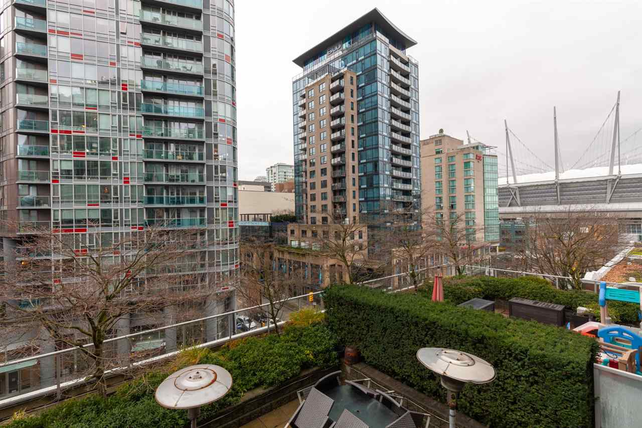 603 821 CAMBIE STREET - Downtown VW Apartment/Condo for sale, 1 Bedroom (R2527535) - #21
