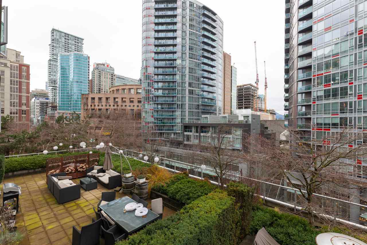603 821 CAMBIE STREET - Downtown VW Apartment/Condo for sale, 1 Bedroom (R2527535) - #22