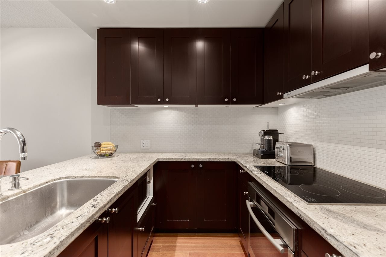 603 821 CAMBIE STREET - Downtown VW Apartment/Condo for sale, 1 Bedroom (R2527535) - #3