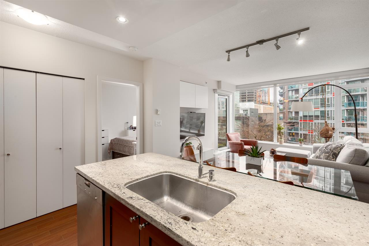 603 821 CAMBIE STREET - Downtown VW Apartment/Condo for sale, 1 Bedroom (R2527535) - #4
