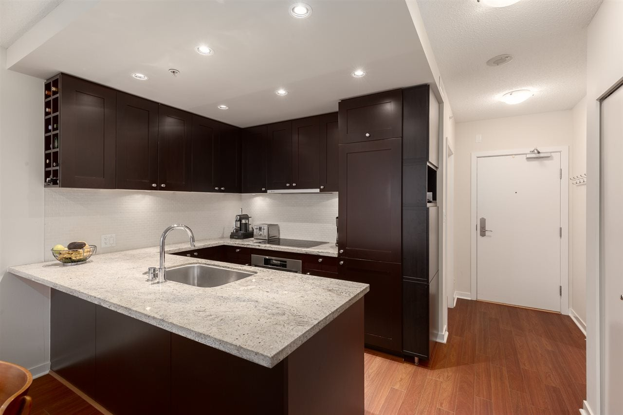 603 821 CAMBIE STREET - Downtown VW Apartment/Condo for sale, 1 Bedroom (R2527535) - #5