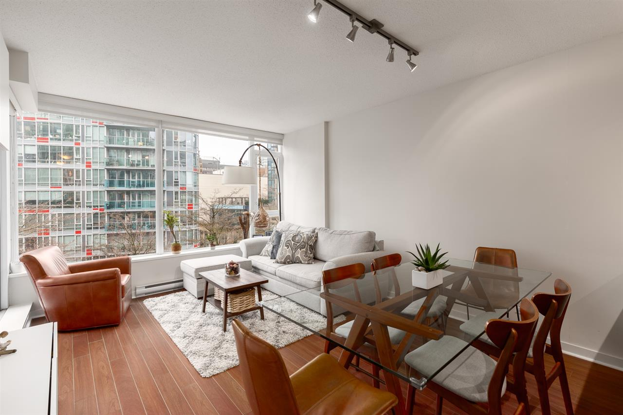 603 821 CAMBIE STREET - Downtown VW Apartment/Condo for sale, 1 Bedroom (R2527535) - #7