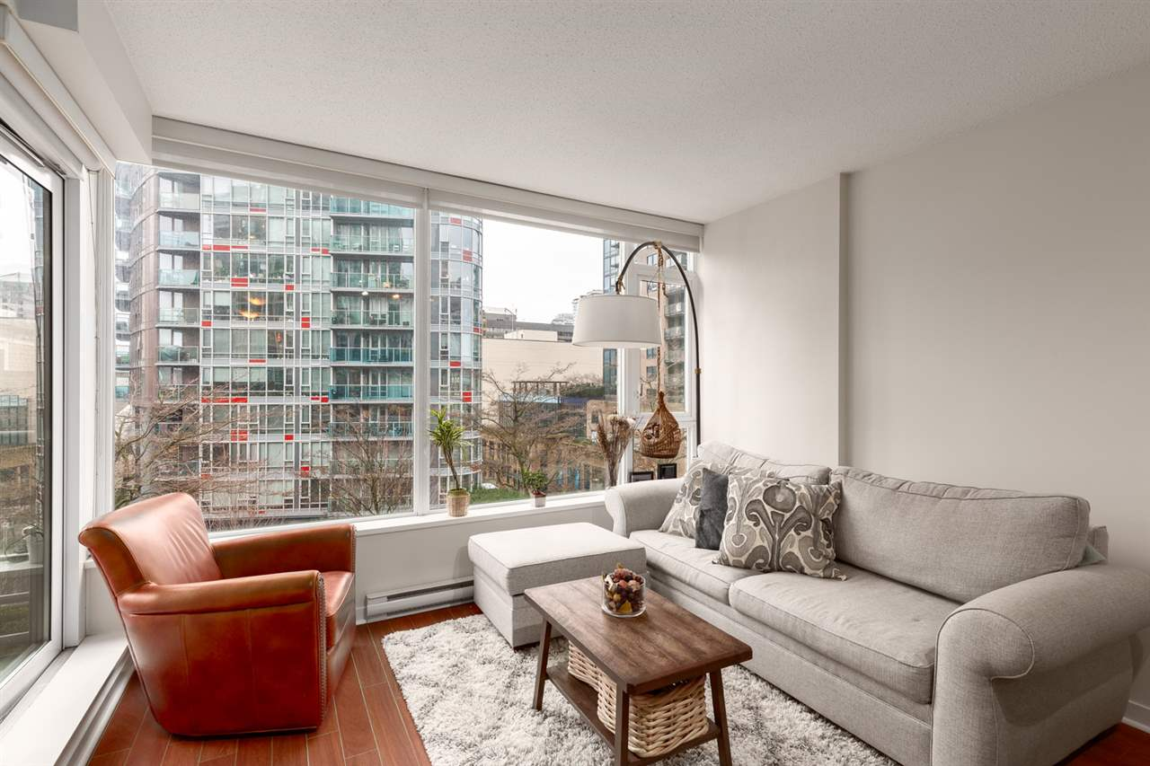 603 821 CAMBIE STREET - Downtown VW Apartment/Condo for sale, 1 Bedroom (R2527535) - #9