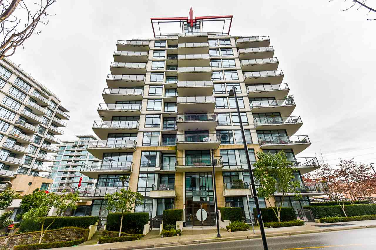 1003 172 VICTORY SHIP WAY - Lower Lonsdale Apartment/Condo for sale, 1 Bedroom (R2527540) - #2