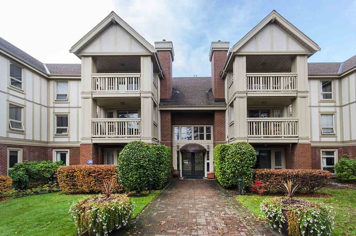 204 843 22ND STREET - Dundarave Apartment/Condo for sale, 2 Bedrooms (R2527552)