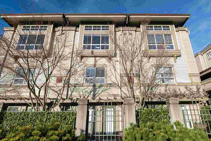 1 2375 W BROADWAY - Kitsilano Apartment/Condo for sale(R2527555)